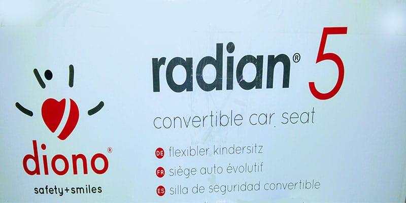 radian 5 diono